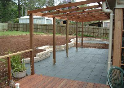 landscaping garden city swimming pools toowoomba 04